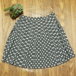 Vintage 90's Express clueless pleated mini skirt